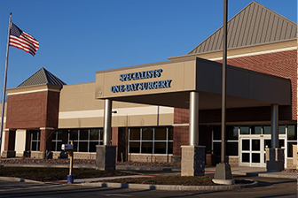 Specialists One-Day Surgery Center